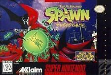 Todd McFarlane's Spawn: The Video Game (Super Nintendo Entertainment System)