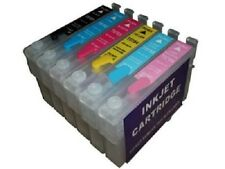 Non Oem Refillable ink cartridge for Epson R200 R220 R300 R320 R340
