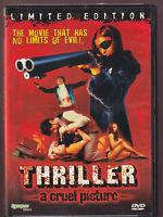 EBOND thriller:a cruel picture DVD D379003
