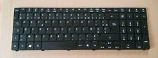 Keyboard Keyboard AZERTY Compatible Packard Bell EasyNote EN LM86 LM87 LM94 LM98