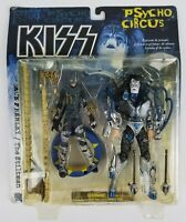 Kiss Ace Frehley The Stiltman Psycho Circus Action Figure 1998 McFarlane Toys