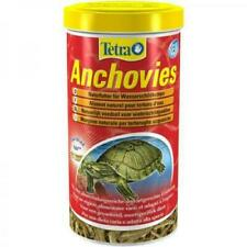 Tetra Anchovies 250ml 1L Natural food for turtles