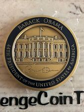 President Barack Obama PERSONAL OFFICIAL 'The REAL Deal' Challenge Coin