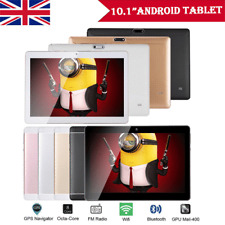 10.1 Android 8.1 Tablet PC 64GB Octa Core Dual SIM Camera Wifi 10 Inch Phablet