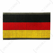 NEW German Army Bundeswehr FLAG PATCH - Military Uniform Sew On Shoulder Badge