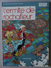 SERON  **  LES PETITS HOMMES n°22. L'ERMITE DE ROCHAFLEUR  **   EO 1987