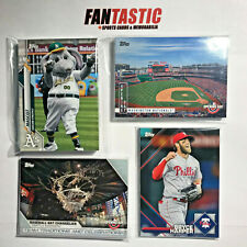 2020 Topps Opening Day complete INSERT SET You Pick Mascots, Traditons, Sticker
