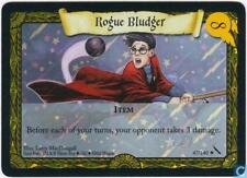 Harry Potter TCG Chamber of Secrets Rogue Bludger FOIL 47/140