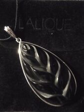 Jewelry Lalique Art Glass