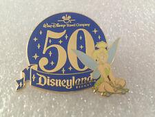 Pin's Walt Disney Disneyland Resort 50 WALTDISNEY TRAVEL COMPANY FEE CLOCHETTES