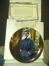 "Gone With The Wind collectors plate ""Frankly My Dear"""