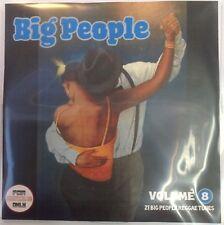 Big People Volume 8 (Mature Reggae Music) Brand New March 2018