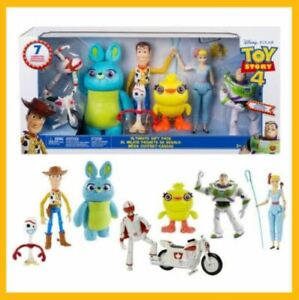 Disney Toy Story 4 Ultimate Gift Pack (3+ Years) Brand NEW