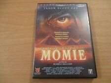 dvd la malediction de la momie un film de russell mulcahy