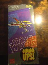 "Star Wars Hang Ups! 28""x40"" X-Wing Hanging Decoration Great Scott 1995 X-Wing"