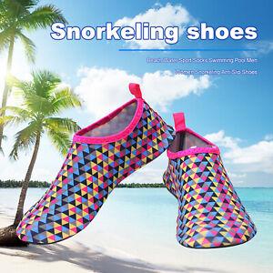 Women Men Water Diving Socks Shoes Swim Sur Sea Beach Wetsuit Fast Dry Anti-slip