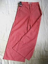 Killah by Miss Sixty Hose Hippie Casual Pant W27/L32 normal waist extra wide leg