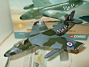 Corgi Aviation AA32704 Hawker Hunter 43 Sqn, RAF Leuchars Diecast in 1:72 Scale