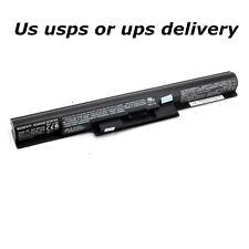 100% New Genuine Original VGP-BPS35A Battery Sony VAIO 14E 15E SVF152A25T 40WH