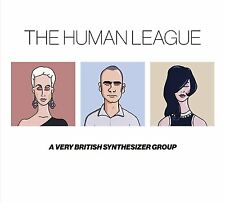 The Human League Anthology A Very British.. SUPER DELUXE 3 CD/ 1 DVD NEW (18NOV)