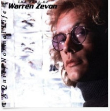 "WARREN ZEVON ""A QUIET NORMAL LIFE/THE BEST OF Warren Zevon"