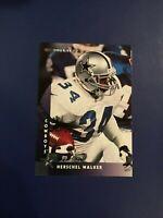 1997 Donruss #184 HERSCHEL WALKER Dallas Cowboys Great Card !
