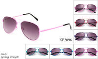 Classic Aviator Sunglasses Kids Colorful Boys Girls Lead Free FDA Approved UV400