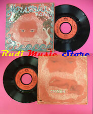 LP 45 7'' GEORGES MOUSTAKI Bahia Cantique 1977 france POLYDOR no cd mc dvd