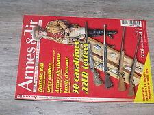 $$a Revue Armes & Tir N°28 Carabines .22LR  Buffalo Bill  BMM African .505