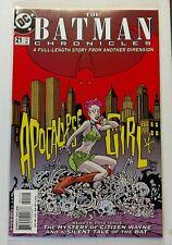 DC Batman Chronicles #21 (Summer 2000) Written By Brian Michael Bendis