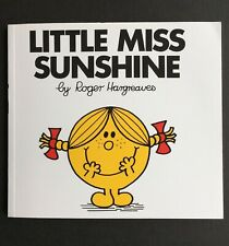 Little Miss Sunshine by Roger Hargreaves - Paperback