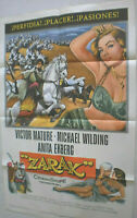 Filmplakat,Plakat,ZARAK,VICTOR MATURA,ANITA EKBERG,MICHAEL WILDING#121
