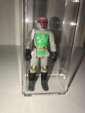 Vintage 1990 Star Wars Boba Fett Polish Bootleg Action Figure