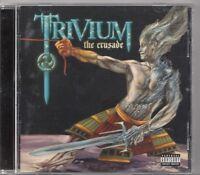TRIVIUM The Crusade 2006 CD HOLLAND ROADRUNNER METAL MINT FREEPOST WORLDWIDE