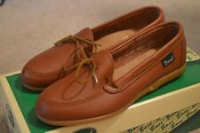 NEW Bass Women's Biffy Loafers 3725 Tan Size 7.5 M
