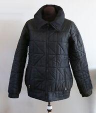 BURTON DryRide Womens FLASH POLY Insulated Snowboard Jacket Coat Black Large