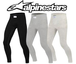 Alpinestars ZX Nomex Bottom Race Underwear, FIA Approved Fire-retardant 4754112