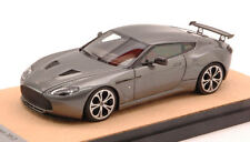 Aston Martin V12 Zagato 2012 Silvergun Limited 20 pcs 1:43 Model TECNOMODEL