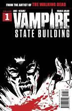 VAMPIRE STATE BUILDING #1 CVR C ADLARD B&W& RED VARIANT ABLAZE