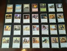 Vintage Magic the gathering lot, Onslaught 2002, 485 cards upto playset's of 4