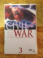 Civil War 3 Nm Signed And Numbered Limited Df Dynamic Forces