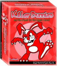 Killer Bunnies RED BOOSTER Deck Quest For Magic Carrot SEALED MIB New