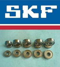 1 Stk. SKF Miniaturlager Rillenkugellager Kugellager 608 2Z = ZZ  8x22x7 mm