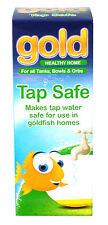 Interpet Goldfish Treatment TapSafe Remove Ammonia Chlorine Fix Slime Coat 100ml