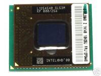 NEW MOBILE PENTIUM III 800 MHZ 256 CPU MICRO PGA2 SL53M FOR LAPTOPS & NOTEBOOKS