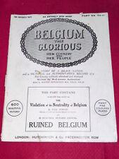 BELGIUM THE GLORIOUS - Part XX