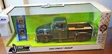 Jada Just Trucks Diecast 1953 Chevy Pickup Truck Green Extra Wheels 1:24 Toy New