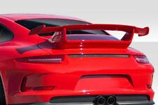 Porsche 911 Carrera 991 12-15 Duraflex Eros GT3 Look Wing Spoiler