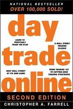 Wiley Trading: Day Trade Online by Christopher A. Farrell (2008, Paperback)