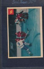 1954/55 Parkhurst #096 Terry Boots Out Teeder's Blast EX *73